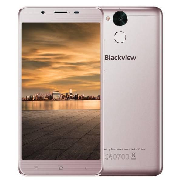 Mobilní telefon iGET BLACKVIEW GP2 - mocha (84000408) (vrácené zboží 8800223699)