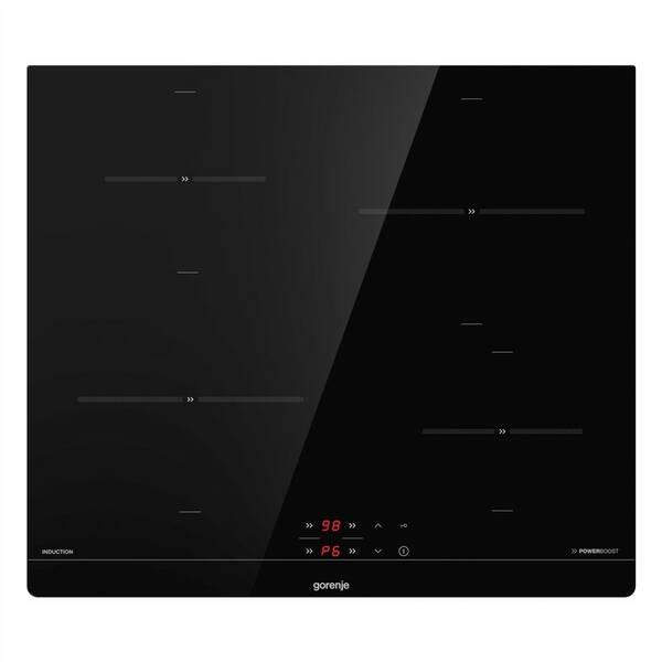 Indukční varná deska Gorenje Essential IT40SC černá barva