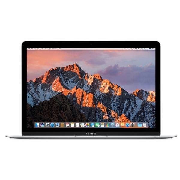 Notebook Apple Macbook 12'' 512 GB - silver (MNYJ2CZ/A) (vrácené zboží 8800691458)