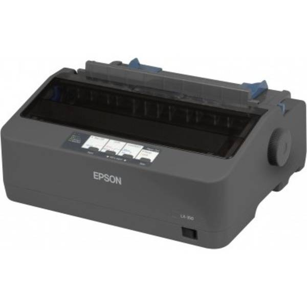 Tlačiareň ihličková Epson LX-350 (C11CC24031) čierna