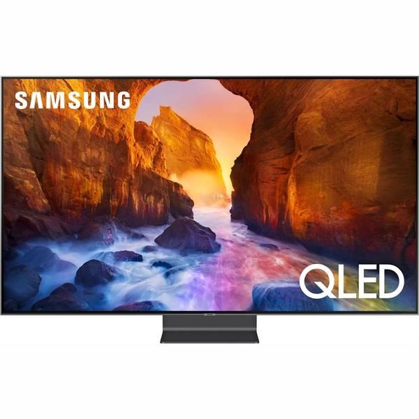 Televize Samsung QE75Q90RA stříbrná