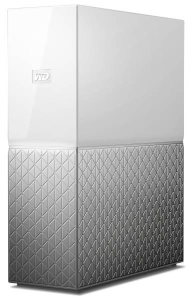 Datové uložiště (NAS) Western Digital My Cloud Home 4TB (WDBVXC0040HWT-EESN) stříbrné/bílé (vrácené zboží 8800328490)