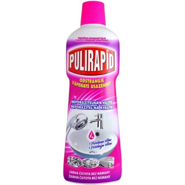 Pulirapid Aceto 750 ml na rez a vodní kámen