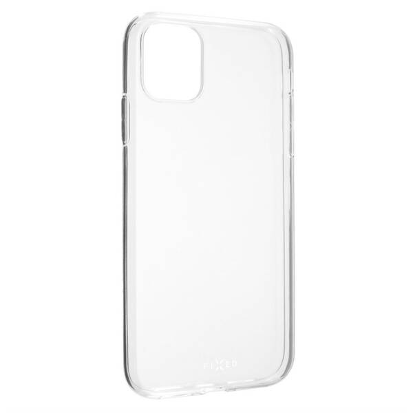 Kryt na mobil FIXED na Apple iPhone 11 (FIXTCC-428) priehľadný