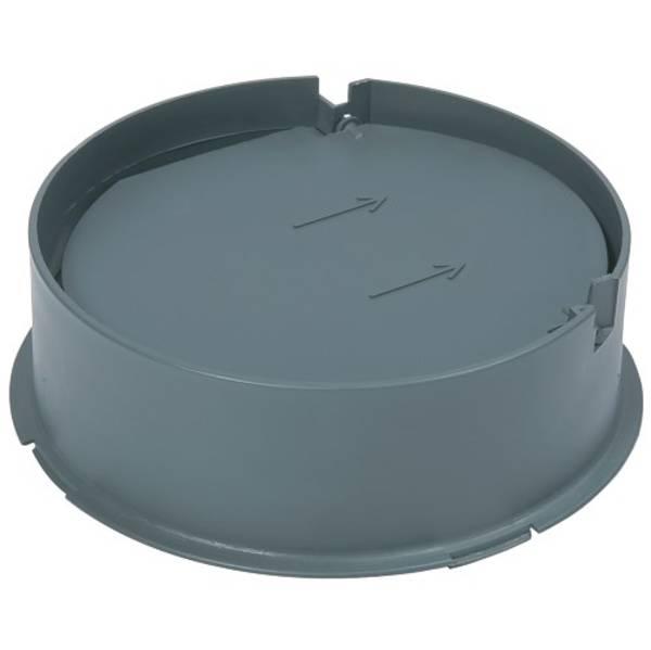 Spätná klapka Mora ZK 5701.100 sivá