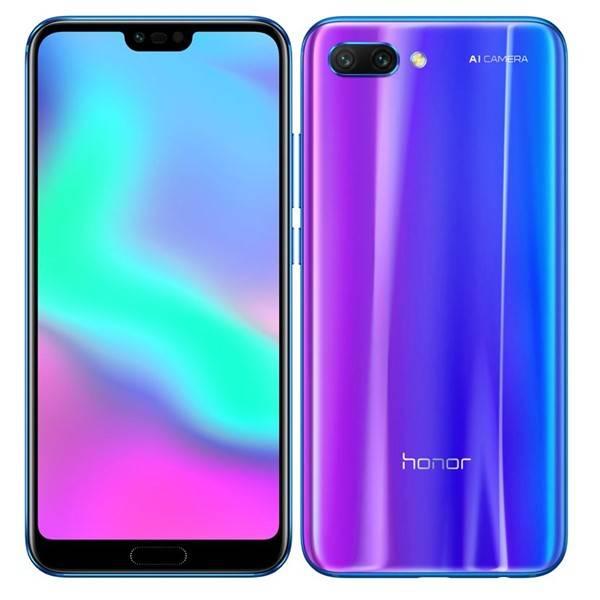 Mobilný telefón Honor 10 64 GB (51092NQL ) modrý