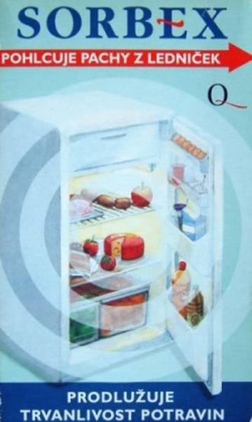 Pohlcovač pachov do chladničky Jolly Sorbex