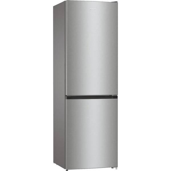 Chladnička s mrazničkou Gorenje Advanced RK6192AXL4 AdaptTech nerez