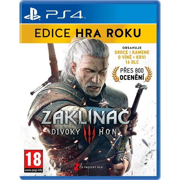 Hra CD Projekt PlayStation 4 Zaklínač 3: Divoký hon - Edice hra roku (8595071033870)