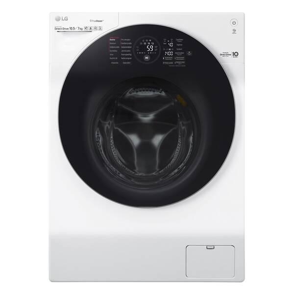 Pračka se sušičkou LG F104G1JCH2N bílá