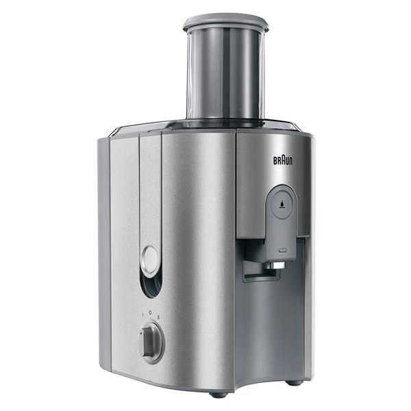 Odšťavňovač Braun J700 šedý/nerez