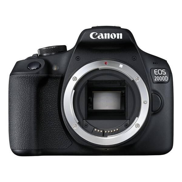 Digitální fotoaparát Canon EOS 2000D tělo (2728C001) černý