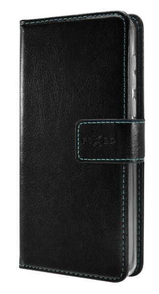 Pouzdro na mobil flipové FIXED Opus pro Huawei Y5 (2018) (FIXOP-307-BK) černé