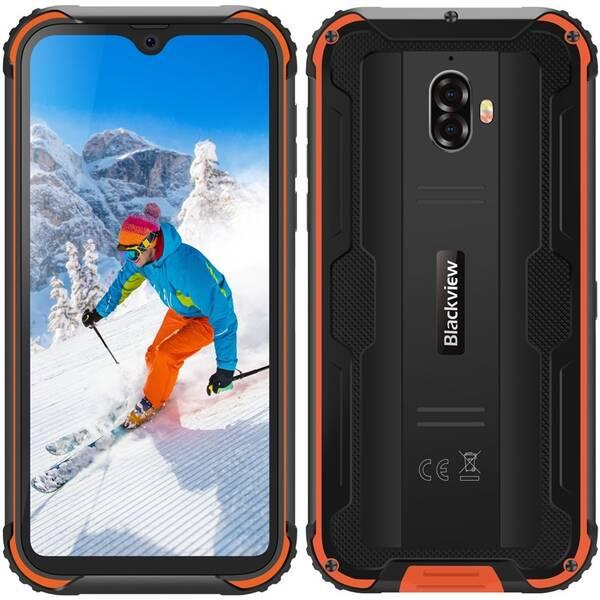 Mobilní telefon iGET BLACKVIEW GBV5900 (84001864) oranžový