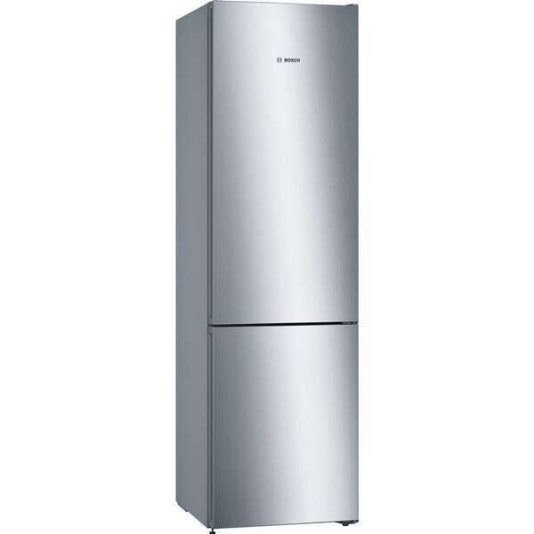 Kombinácia chladničky s mrazničkou Bosch Serie | 4 KGN39VLDA nerez