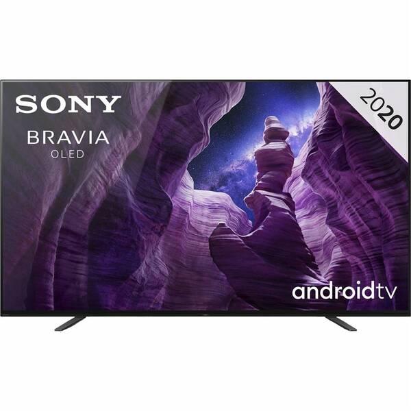 Televize Sony KD-55A8B černá
