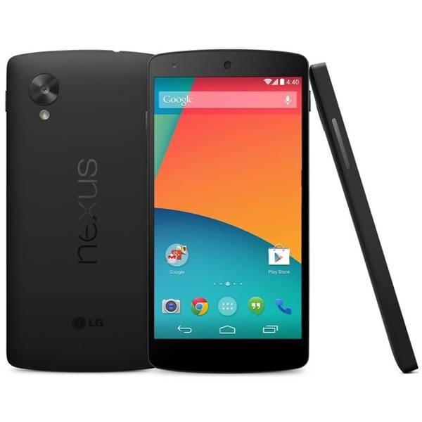 Mobilní telefon LG Google Nexus 5 16GB (LGD821.ACZEBK) černý