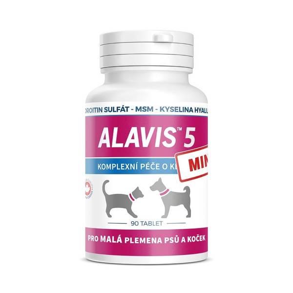 Tablety Alavis 5 mini  90 tbl