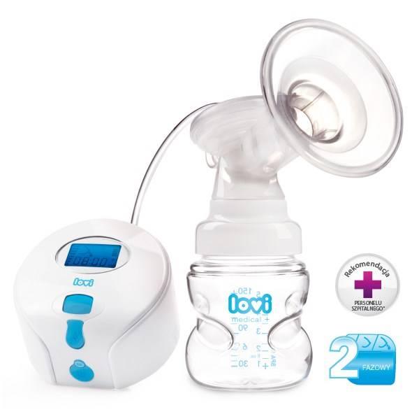 Odsávačka materského mlieka LOVI Prolactis dvoufázová elektronická