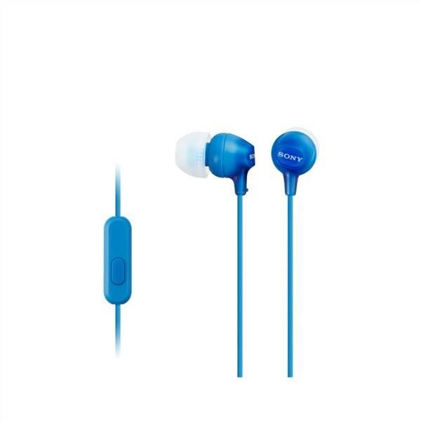 Sluchátka Sony MDREX15APLI.CE7 (MDREX15APLI.CE7) modrá