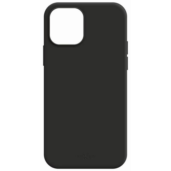 Kryt na mobil FIXED MagFlow s podporou MagSafe na Apple iPhone 12/12 Pro (FIXFLM-558-BK) čierny