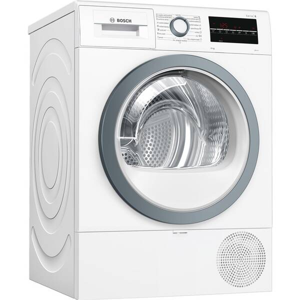 Sušička prádla Bosch Serie | 6 WTR87TW0CS bílá