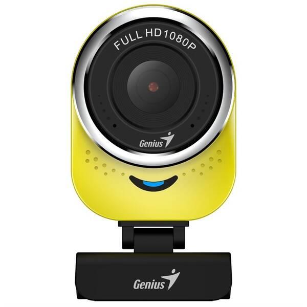 Webkamera Genius QCam 6000, Full HD (32200002403) žlutá