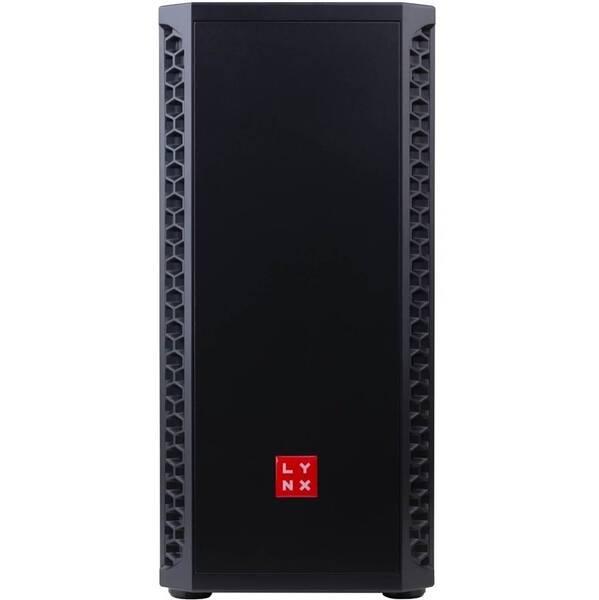 Stolný počítač Lynx Challenger (10462737) čierny
