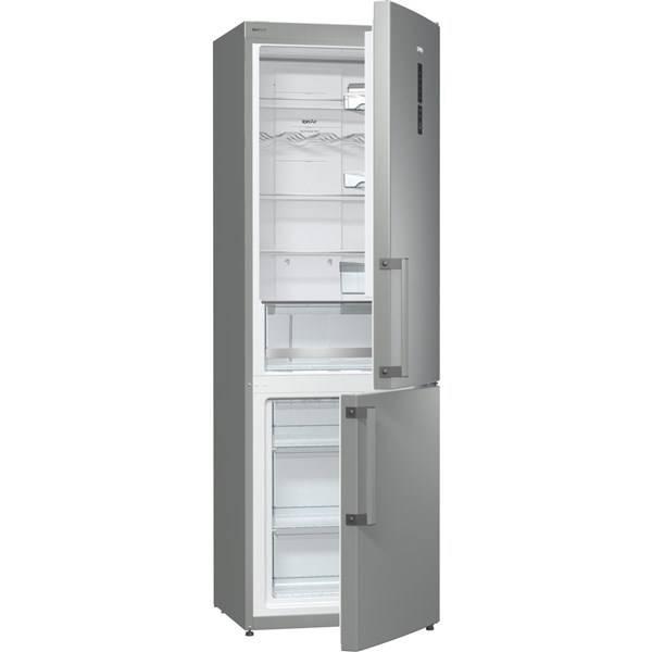 Chladnička s mrazničkou Gorenje Advanced N6X2NMX nerez