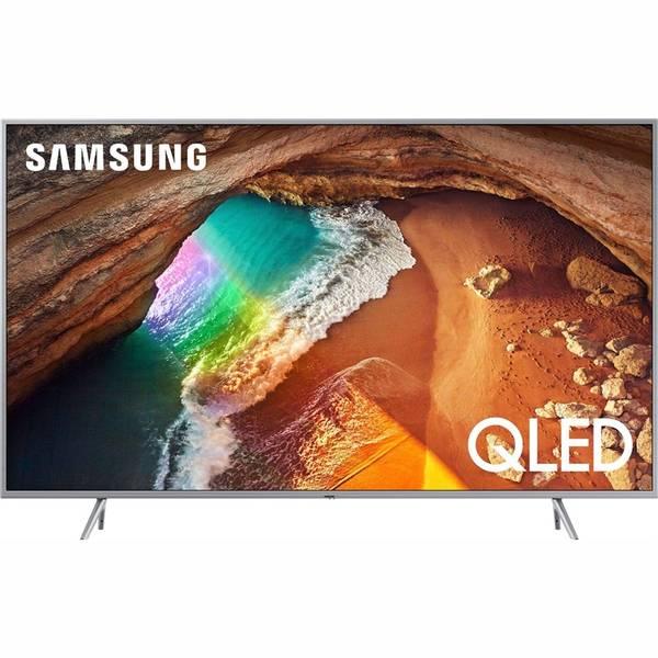 Televize Samsung QE49Q67R stříbrná (vrácené zboží 8800531298)