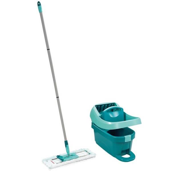 Mop sada Leifheit Set mop Profi s kolečky (428917)