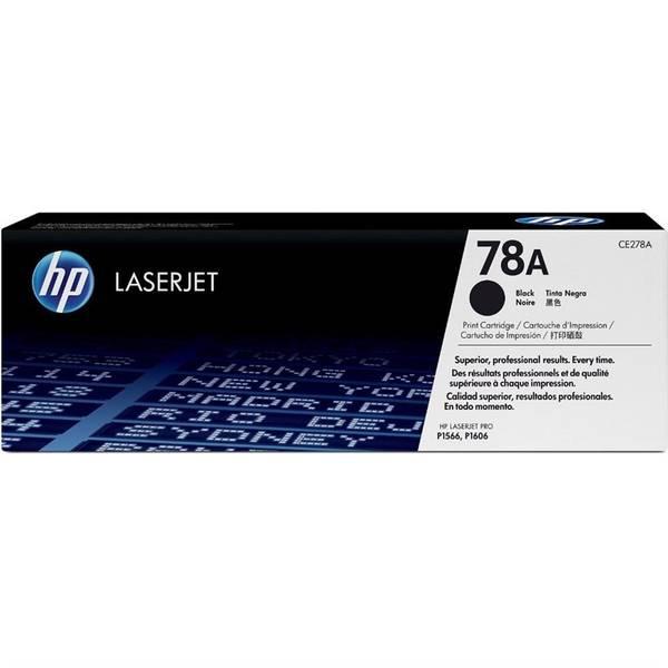Toner HP CE278A, 2,1K stran - originální (CE278A) černá