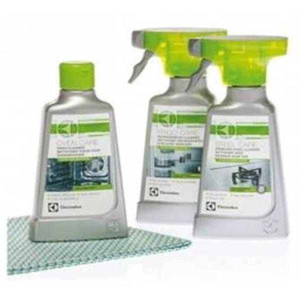 Sada Electrolux Sada čistících prostředků pro kuchyňské spotřebiče