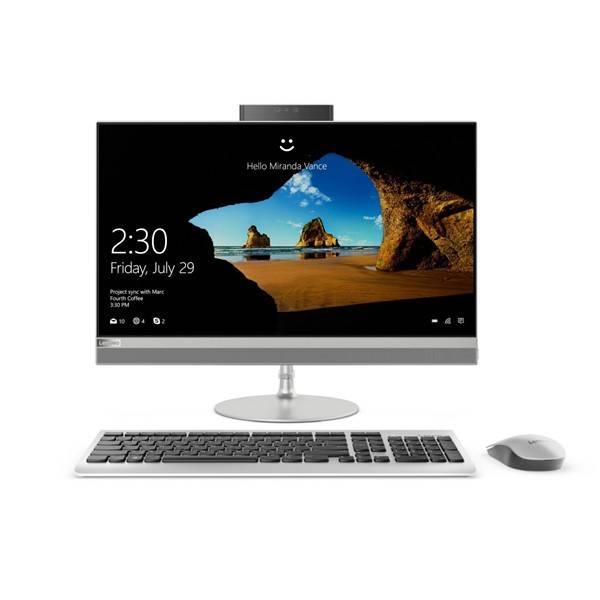Počítač All In One Lenovo IdeaCentre AIO 520-22IKU (F0D500APCK) stříbrný