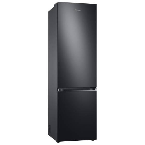 Kombinácia chladničky s mrazničkou Samsung RB38T705CB1/EF čierna