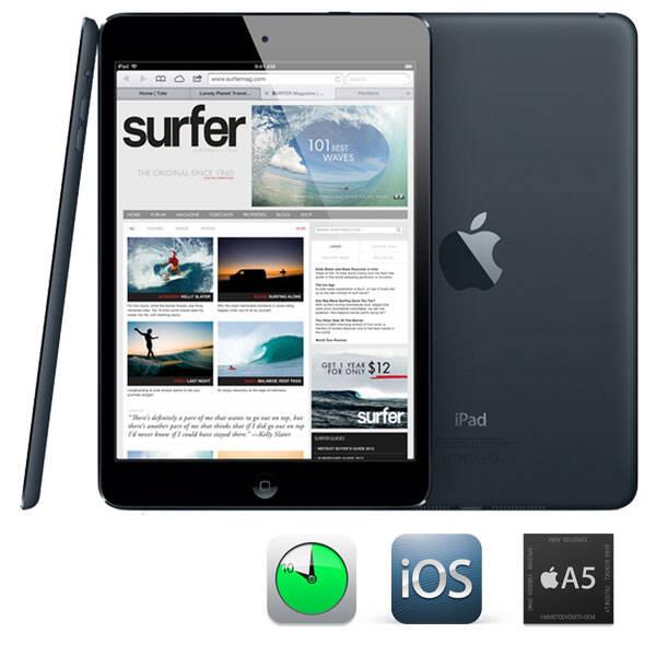 Dotykový tablet Apple iPad Mini (MD530SL/A) černý (rozbalené zboží 3000007886)