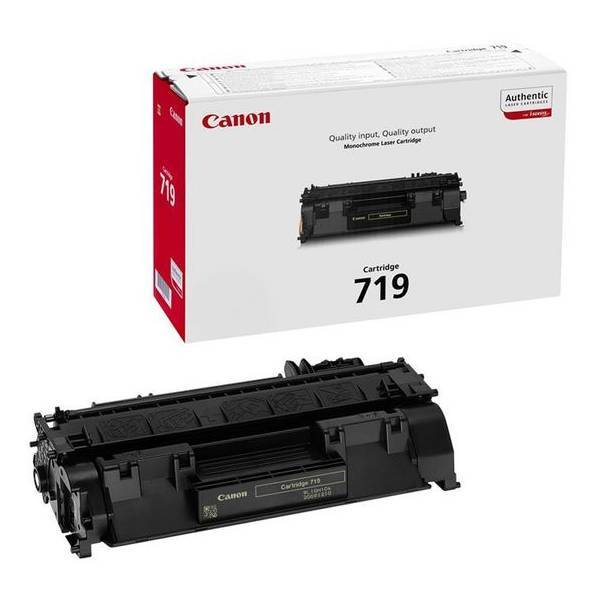 Toner Canon CRG-719 H, 6,4K stran - originální (3480B002) černý