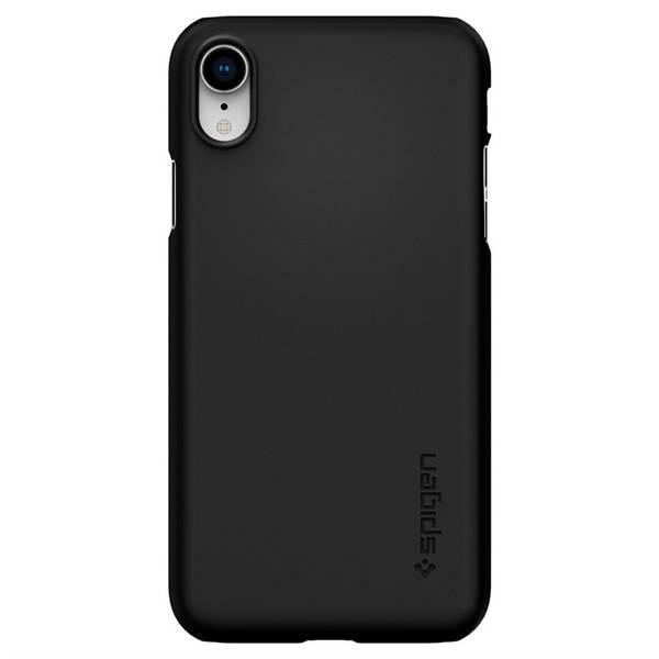 Kryt na mobil Spigen Thin Fit pro Apple iPhone XR (064CS24864) černý
