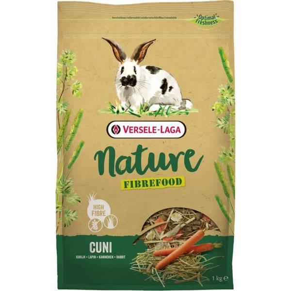 Krmivo Versele-Laga Nature Fibrefood Cuni 1 kg