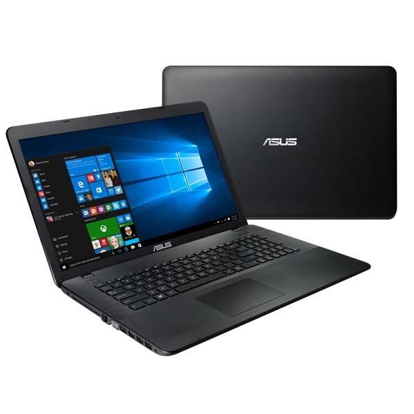 Notebook Asus X751NV-TY001T (X751NV-TY001T) černý