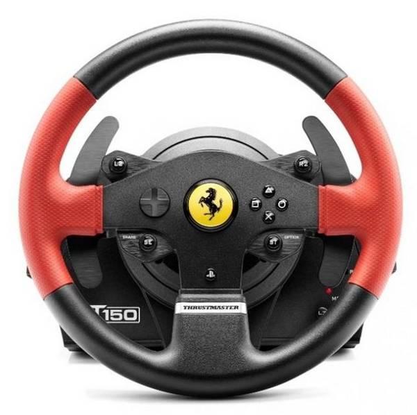 Volant Thrustmaster T150 Ferrari pro PS5, PS4, PS3, PC + pedály (4160630) černý