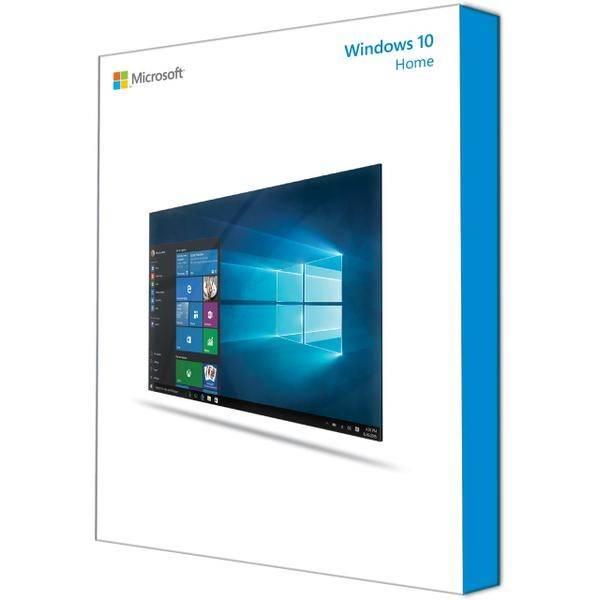 Operační systém Microsoft Windows 10 Home 32-Bit CZ DVD OEM (KW9-00182)