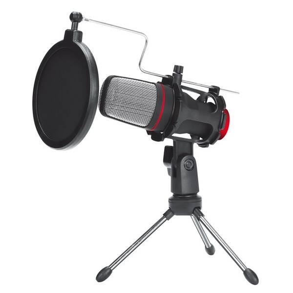 Mikrofón Marvo MIC-02 (MIC-02) čierny