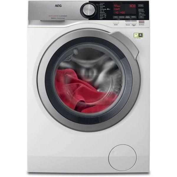 Pračka AEG ÖKOMix® L8FEC49SC bílá