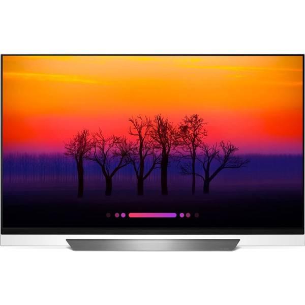 Televízor LG OLED55E8PLA čierna