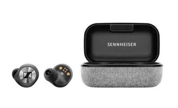Sluchátka Sennheiser MOMENTUM True Wireless (508524) černá (vrácené zboží 8800224365)