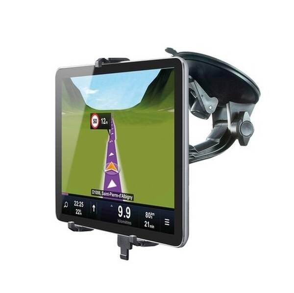 Držák do auta CellularLine Crab Tablet 3v1 pro tablety do velikosti 12