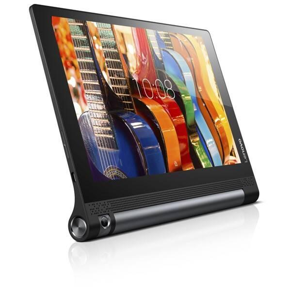 Dotykový tablet Lenovo Yoga Tablet 3 10 Wi-Fi (ZA0H0057CZ) černý (vrácené zboží 8800329848)