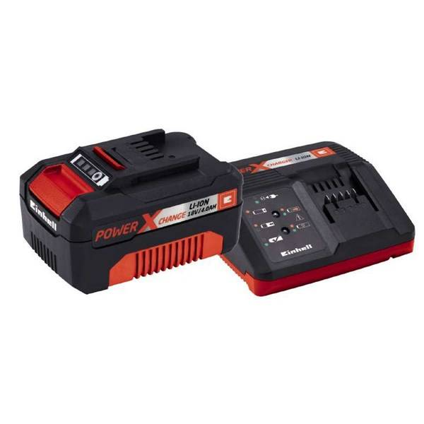 Starter-Kit Power-X-Change 18 V/4,0 Ah Einhell Accessory (poškozený obal 8918047278)