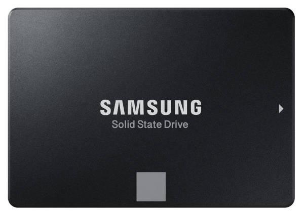 SSD Samsung EVO 860 500GB (MZ-76E500B/EU) černý (vrácené zboží 8800285174)